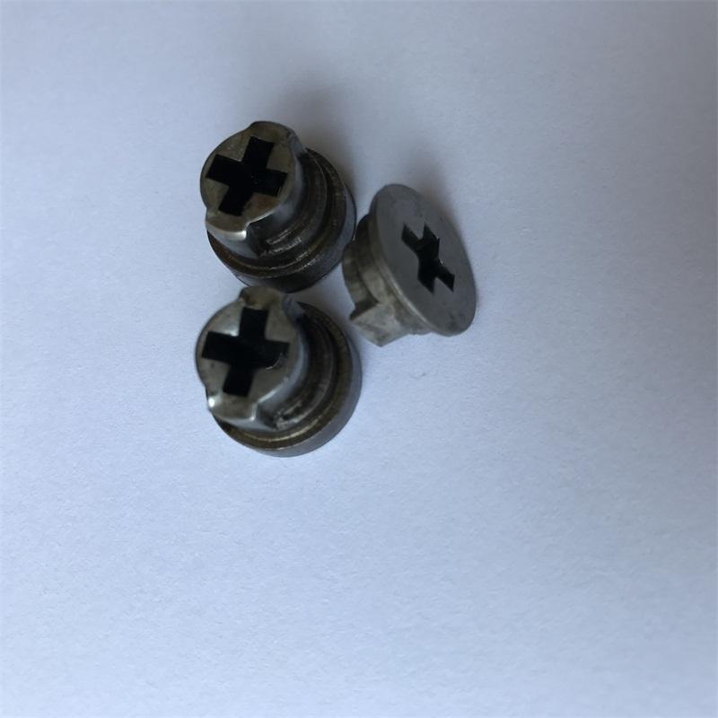 十字孔螺母